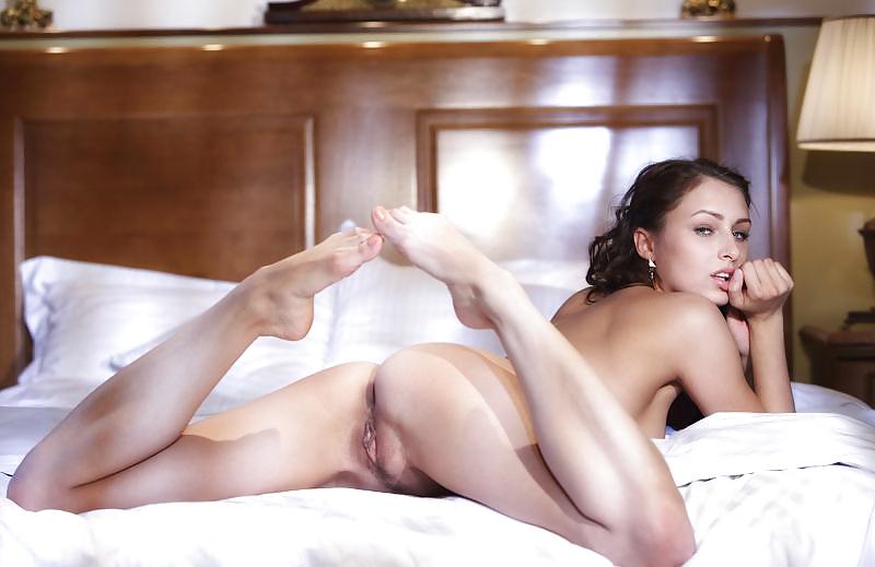 Mädchen nackt mit titten