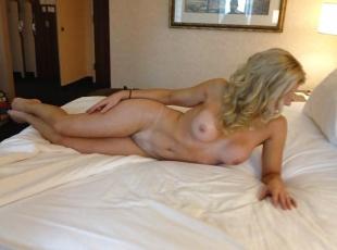 Frauen haben geilen, nackten Körper